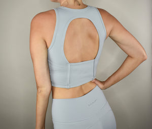 Elixir Crop Top - Stone