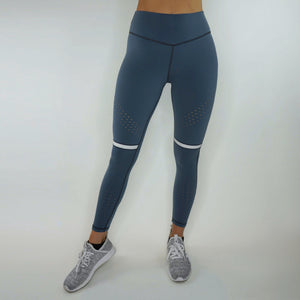 Flow Leggings - Deep Ocean