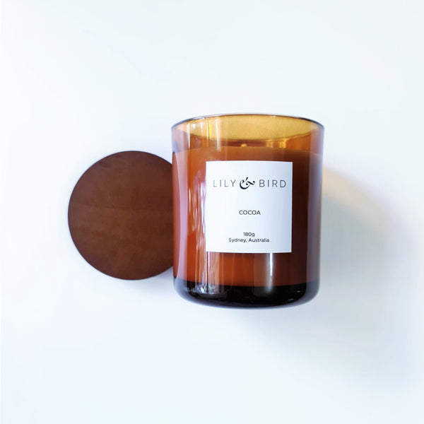 Cocoa Soy Candle
