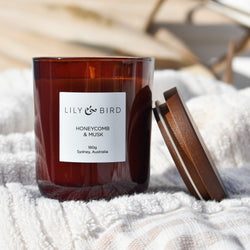 Honeycomb & Musk Soy Candle