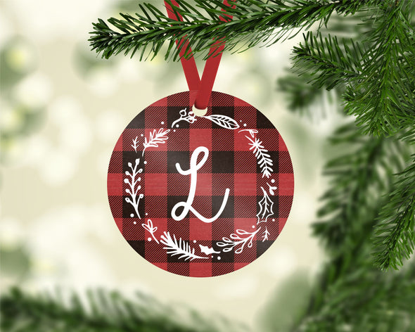 Single Monogram Ornament (CO1031)