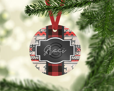 Christmas Sweater Ornament (CO1037)