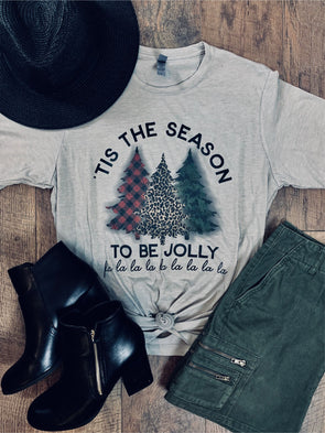 Tis the Season Christmas Tee