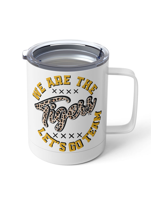 15oz Steel Tumbler PRE-ORDER (We are the Tigers)