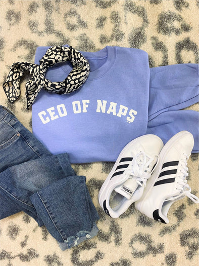 CEO of Naps Sweatshirt