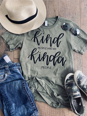 Kind People are my Kind of People Tee