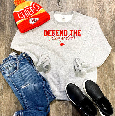 Defend the Kingdom Sweatshirt