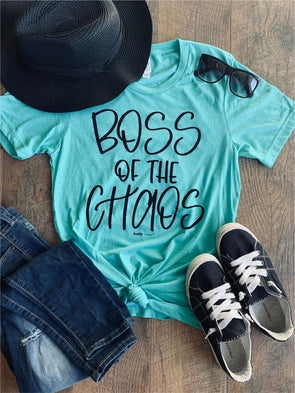 Boss of the Chaos Tee
