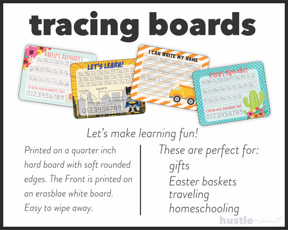 Tracing Boards