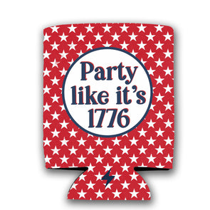 Party Like its 1776 Koozie