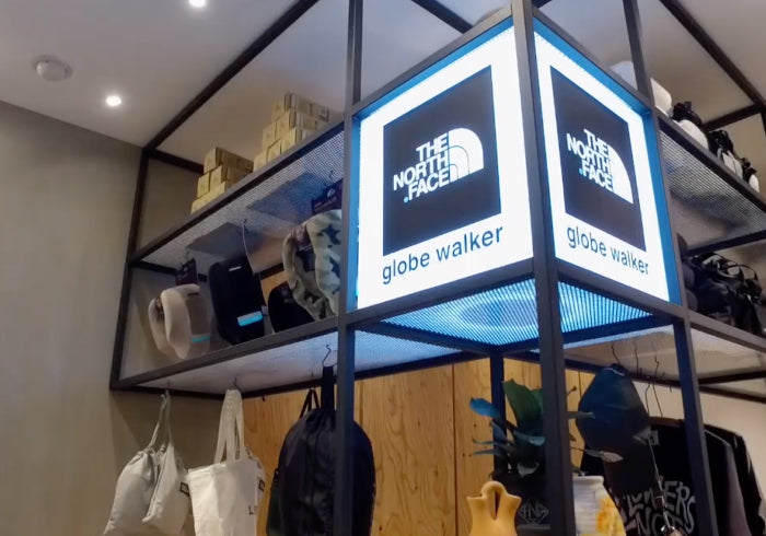 THE NORTH FACE GLOBE WALKER