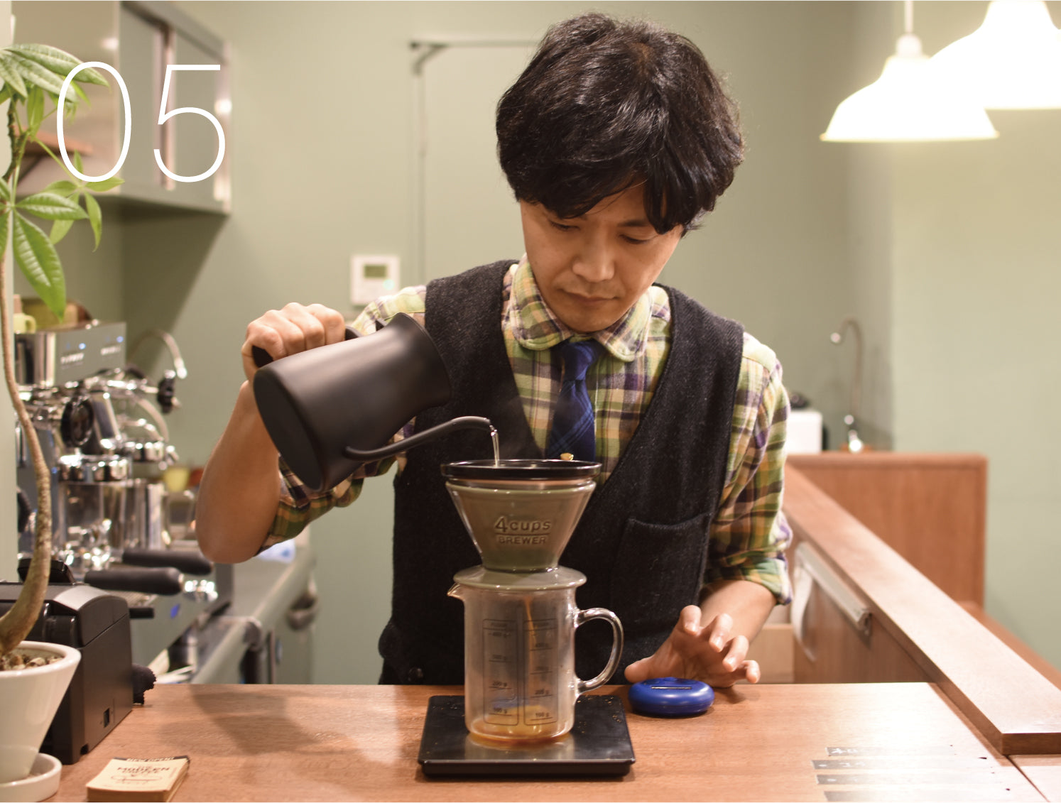 Tomohiro Fukitani | THE MODERN COFFEE