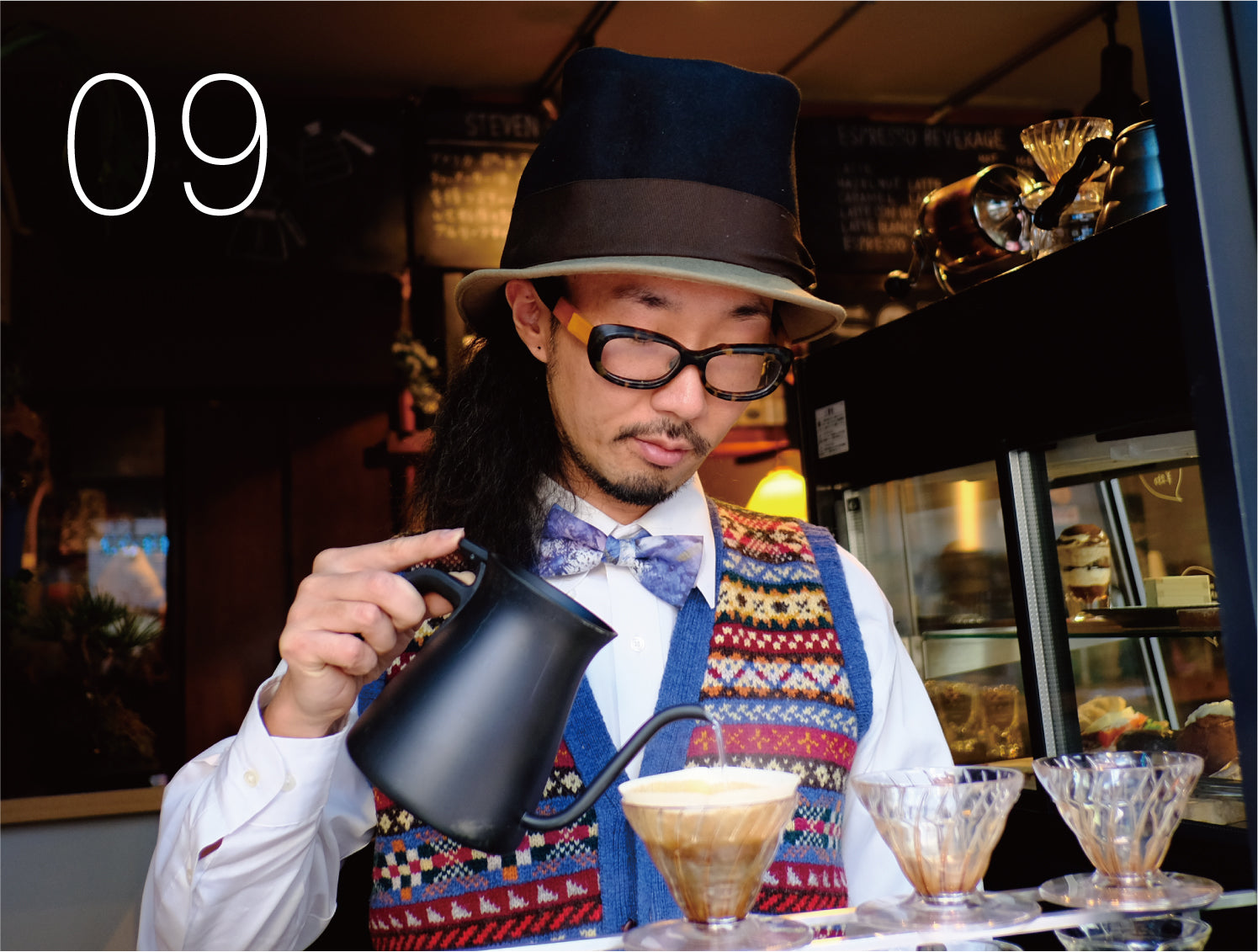 Shinsuke Ina | SENDAI COFFEE STAND