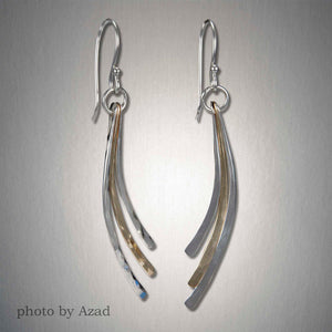 2033CO - Dangling Long Curves - Mixed Metal