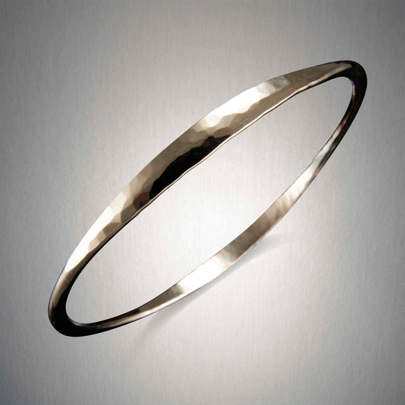 9612H - Heavy Oval Bangle