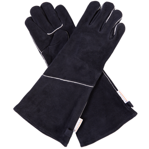 Stovax Leather Stove Gloves Extra Long