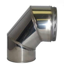 Load image into Gallery viewer, SFL Sflue Twin Wall Flue System - 15°/30°/45°/90° Elbow