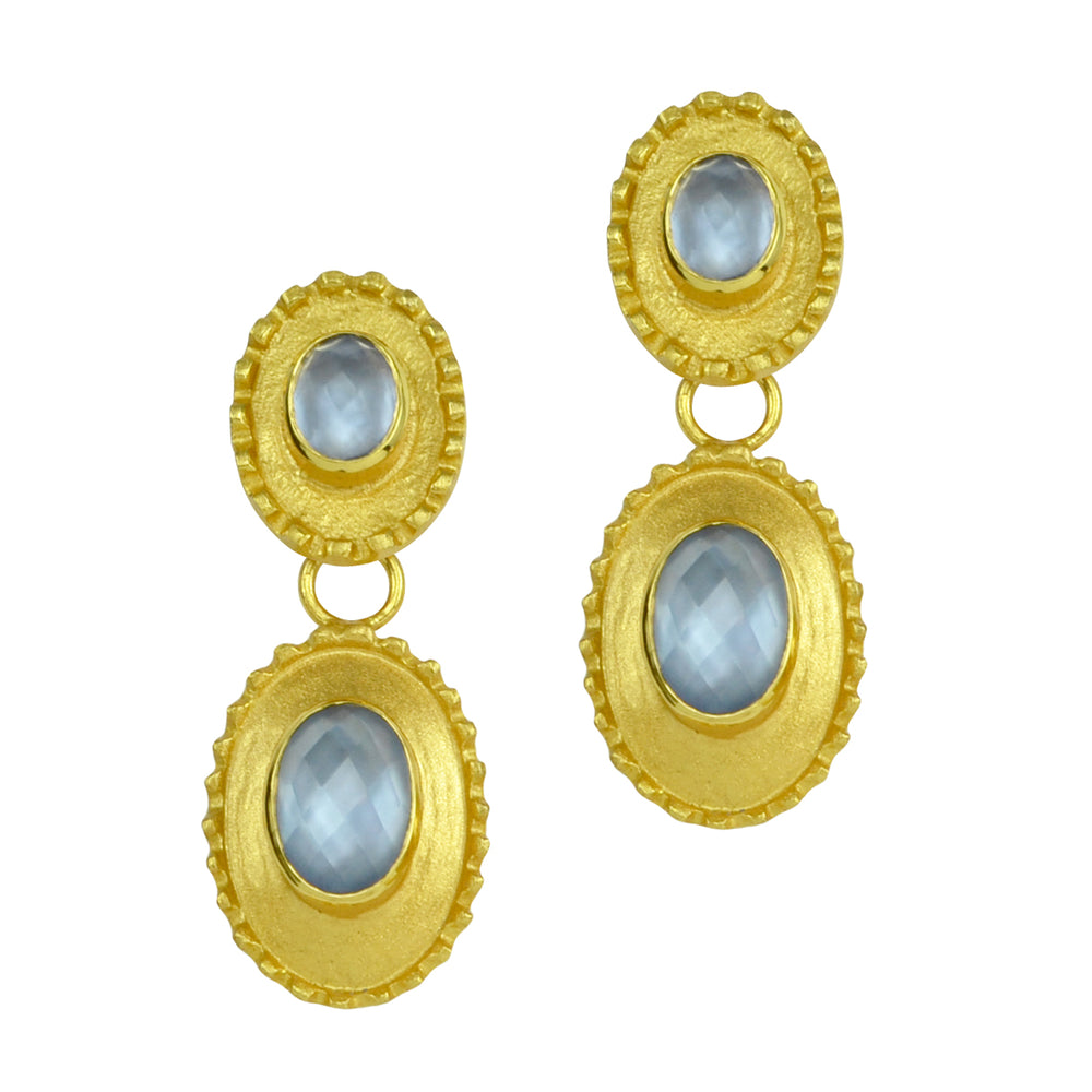 MEDAGLIA EARRINGS