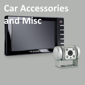 Car Accessories and Misc