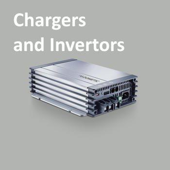 Chargers and Invertors