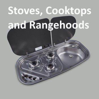 Stoves, Cooktops and Rangehoods