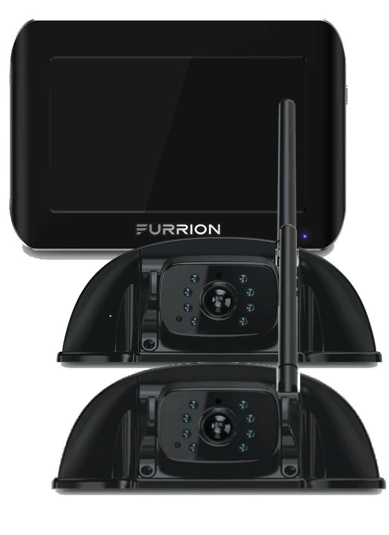 "2 x FURRION Vision S Rear-Vision Cameras with 1 x 7"" Display  - digital wireless.. Furrion"