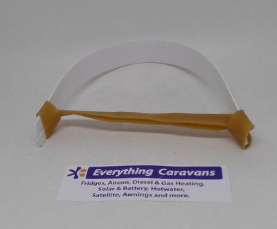 2 x Pop Top Caravan Roof Skirt Bows - One Pair Jayco