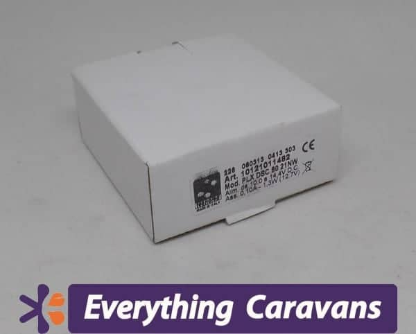 21 LED 80mm Light for Caravan and Motorhome - super low power use Everything Caravans