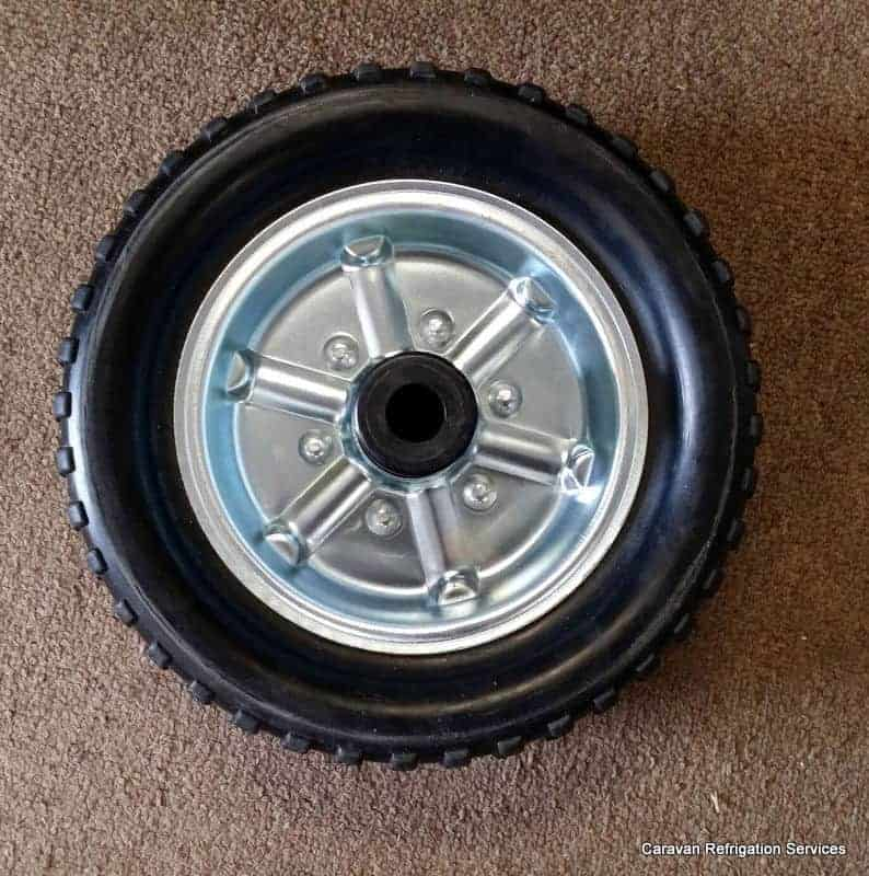 ALKO Heavy duty Jockey wheel 10inch 250mm genuine AL-KO replacement wheel only ALKO