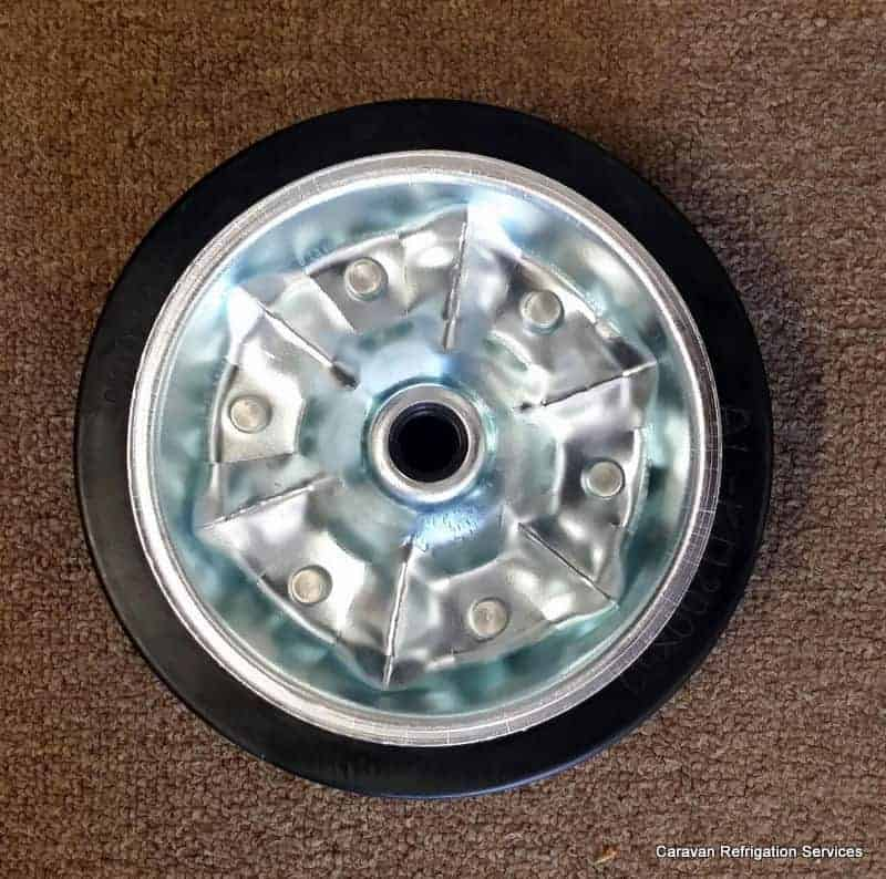 ALKO Jockey wheel 200mm genuine AL-KO replacement wheel only ALKO