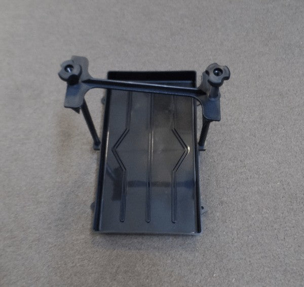 Battery hold down tray large - fits 110amp and smaller Everything Caravans
