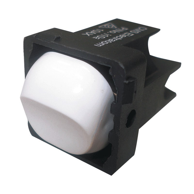 CMS 10AMP SWITCH 250V 2WAY W-LOOPING TERMINAL for Caravan 240 electrics CMS