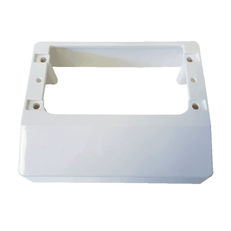 CMS MOUNTING BLOCK WHITE for Caravan 240 electrics CMS