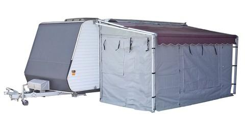Caravan Annexe Wall Kit to Suit 12' Roll-out Awning Annex RRP$1454 Dometic