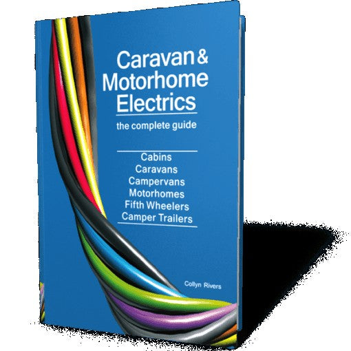 Caravan and Motorhome electrics - Colyn Rivers book Collyn Rivers