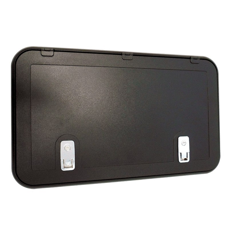Coast Access Door 10 710 x 411mm Black RV Hatch Coast to Coast