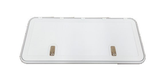 Coast Access Door 9 950 x 415mm White RV Hatch Coast to Coast