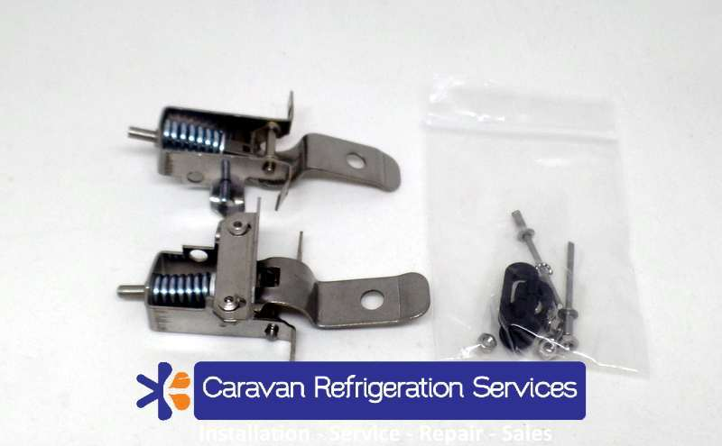 Dometic Cramer Hinge Kit for Sink and Hob Lid - Type 407145115 Dometic