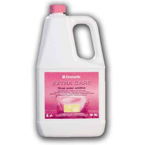 Dometic Extra Care Pink 1.5L Toilet Chemical Additive Dometic