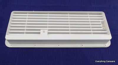 Dometic Lower White Fridge Vent kit for Electrolux Dometic 3 way Caravan Fridge Dometic