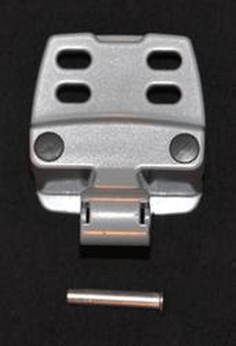 Dometic Top Mounting Bracket Grey to suit 8500 Roll Out awnings Dometic