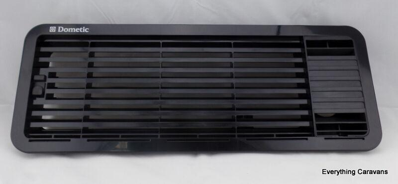 Dometic Upper Black Fridge Vent kit for Electrolux Dometic 3 way Caravan Fridge Dometic