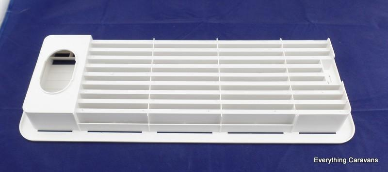 Dometic Upper Fridge Vent for Electrolux Dometic 3 way Caravan Fridge - No Frame Dometic