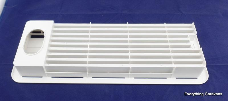 Dometic Upper White Fridge Vent kit for Electrolux Dometic 3 way Caravan Fridge Dometic