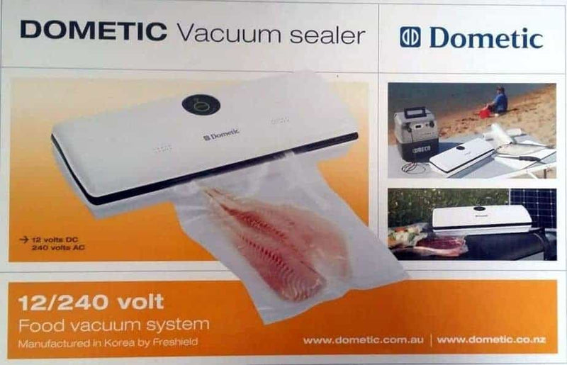 Dometic Vacuum Sealer, Cryovac, Vacuum Packing 12-240v Dometic