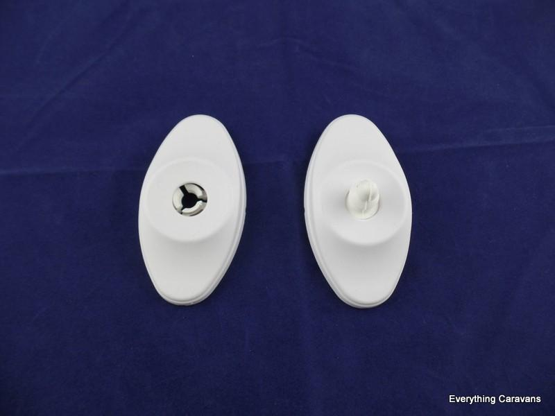 Froli Door Retainer White - German Made Froli