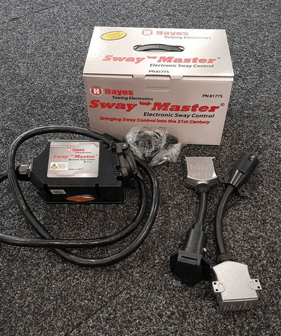 Hayes SwayMaster Electronic Trailer Sway Control - Plug and Play  -  DISCONTINUED ITEM Hayes