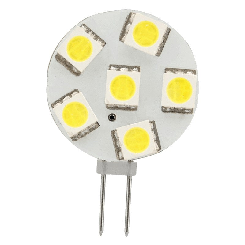 LED G4 Replacement Bulb Cool White Side Pin LED