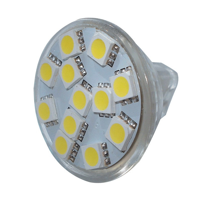 LED MR11 Replacement Bulb - Cool White LED