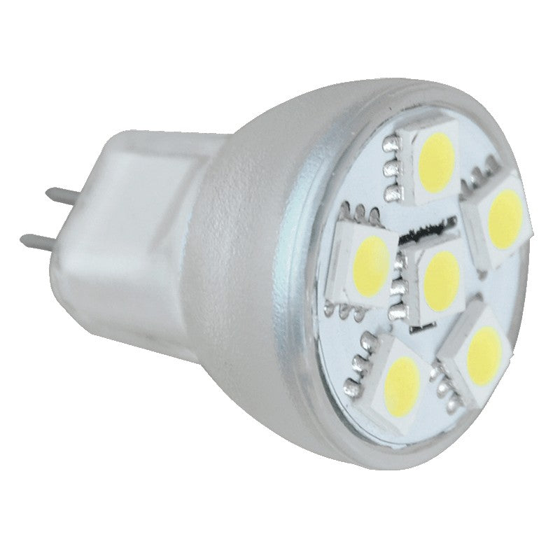 LED MR8 Replacement Bulb Cool White LED